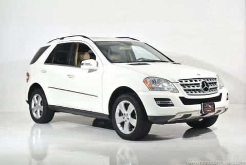 2011 Mercedes-Benz M-Class for sale at Motorcar Classics in Farmingdale NY