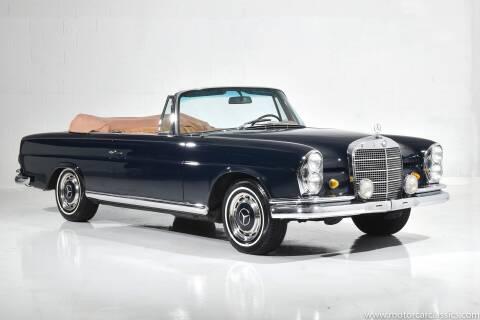 1968 Mercedes-Benz 280-Class for sale at Motorcar Classics in Farmingdale NY