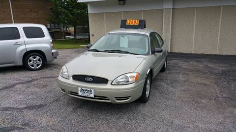 2005 Ford Taurus for sale in Franklin, NJ