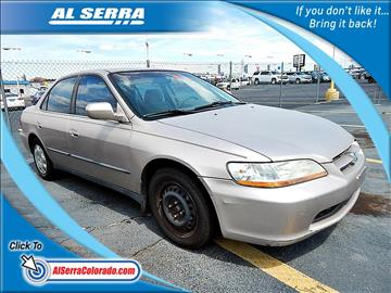 1999 Honda Accord for sale in Colorado Springs, CO
