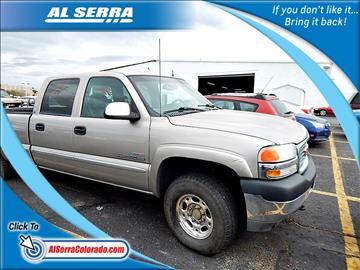 2001 GMC Sierra 2500HD for sale in Colorado Springs, CO