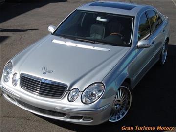 2005 Mercedes-Benz E-Class for sale in Phoenix, AZ