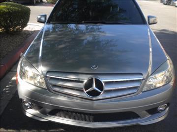 2010 Mercedes-Benz C-Class for sale in Las Vegas, NV