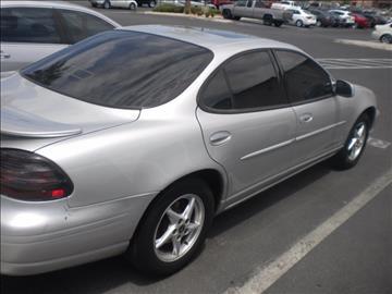 2002 Pontiac Grand Prix for sale in Las Vegas, NV
