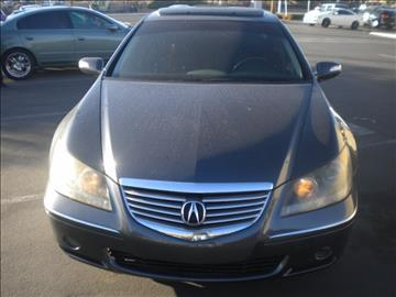 2005 Acura RL for sale in Las Vegas, NV