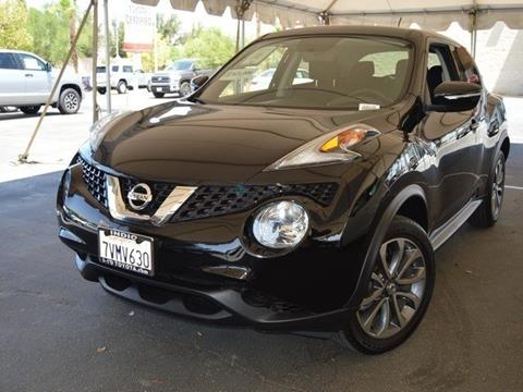 2017 Nissan JUKE for sale in Indio CA