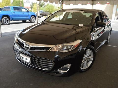 2015 Toyota Avalon for sale in Indio CA