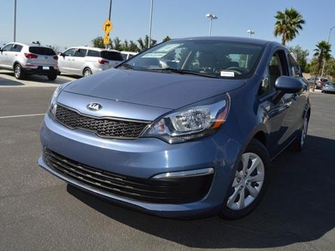 2016 Kia Rio for sale in Indio CA