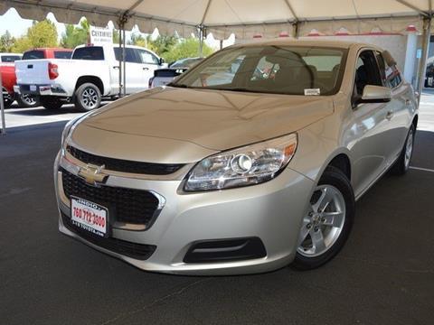 2016 Chevrolet Malibu Limited for sale in Indio CA