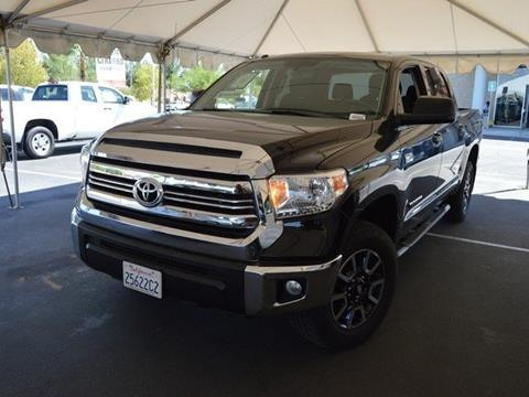 2017 Toyota Tundra for sale in Indio CA