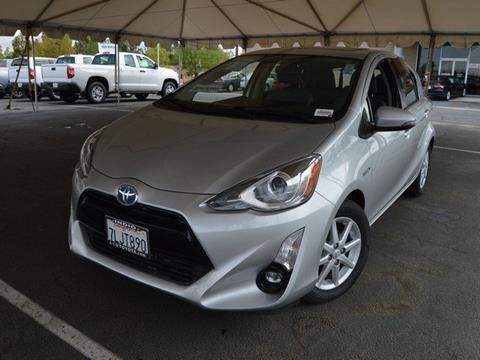 2015 Toyota Prius c for sale in Indio CA