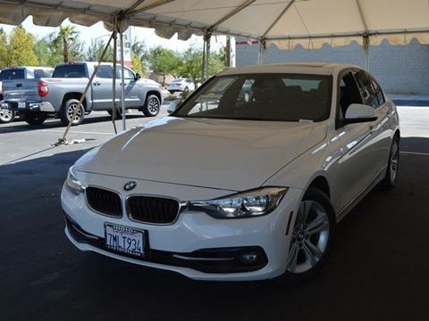 2016 BMW 3 Series for sale in Indio CA