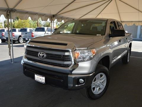 2015 Toyota Tundra for sale in Indio, CA
