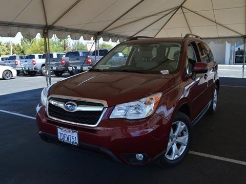 2014 Subaru Forester for sale in Indio CA