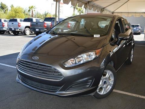 2016 Ford Fiesta for sale in Indio CA