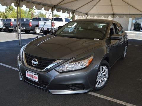 2016 Nissan Altima for sale in Indio CA