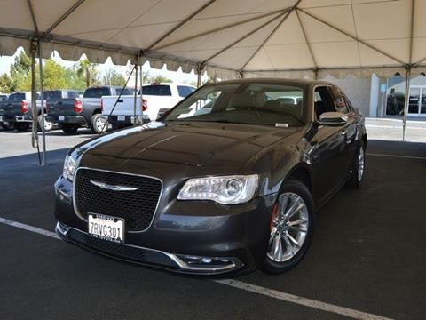 2016 Chrysler 300 for sale in Indio CA