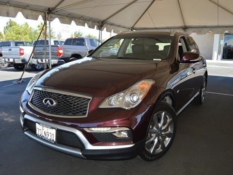 2016 Infiniti QX50 for sale in Indio, CA