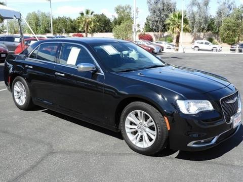 2017 Chrysler 300 for sale in Indio, CA
