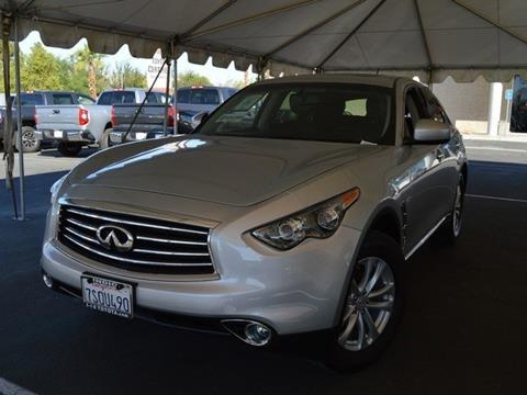 2016 Infiniti QX70 for sale in Indio CA
