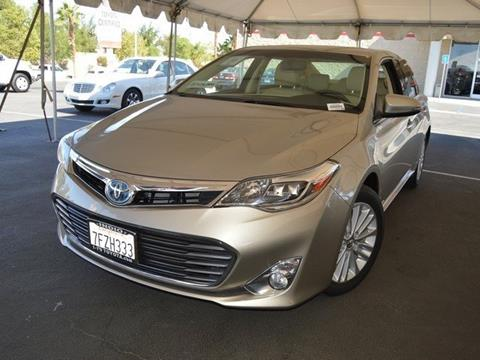 2014 Toyota Avalon Hybrid for sale in Indio CA
