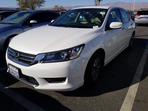 2013 Honda Accord for sale in Indio, CA