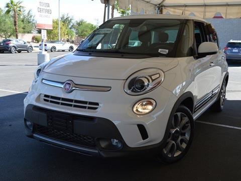 2015 FIAT 500L for sale in Indio CA