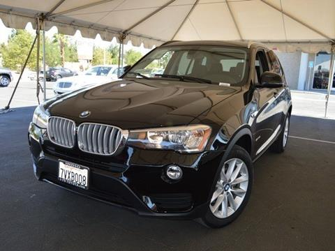 2017 BMW X3 for sale in Indio, CA