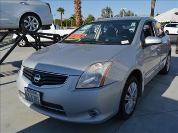 2011 Nissan Sentra for sale in Indio, CA