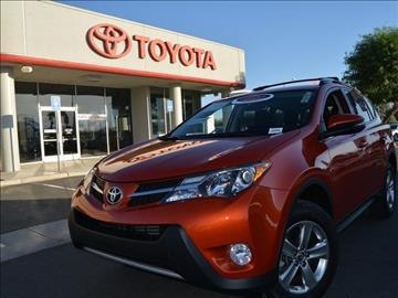 2015 Toyota RAV4 for sale in Indio, CA