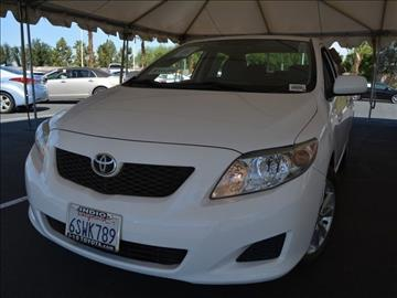 2010 Toyota Corolla for sale in Indio, CA