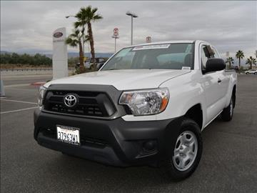 2015 Toyota Tacoma for sale in Indio, CA