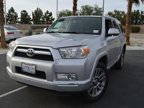 2011 Toyota 4Runner for sale in Indio, CA