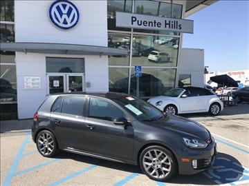 2014 Volkswagen GTI for sale in City Of Industry, CA