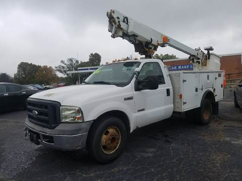 2006 Ford F-350 Super Duty for sale in Dayton, OH