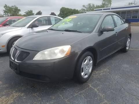 2006 Pontiac G6 for sale in Dayton, OH