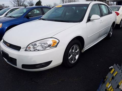 2011 Chevrolet Impala for sale in Dayton, OH