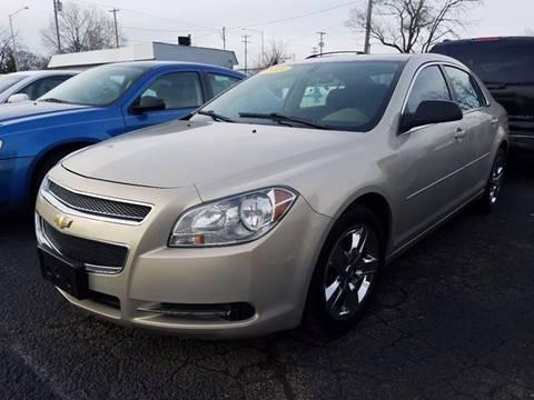 2009 Chevrolet Malibu for sale in Dayton, OH