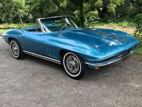1965 Corvette For Sale >> 1965 Chevrolet Corvette For Sale In Lee S Summit Mo