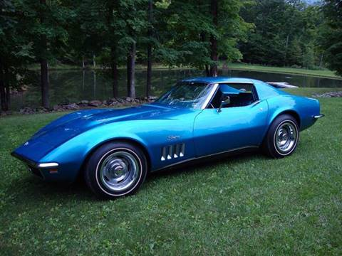 1969 chevrolet corvette for sale in lee 39 s summit mo. Cars Review. Best American Auto & Cars Review