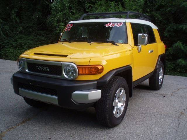 Toyota Fj Cruiser Suv In Lee S Summit Mo