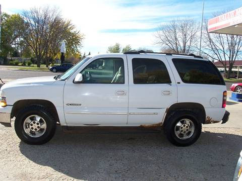 2001 Chevrolet Tahoe for sale in Watertown, SD