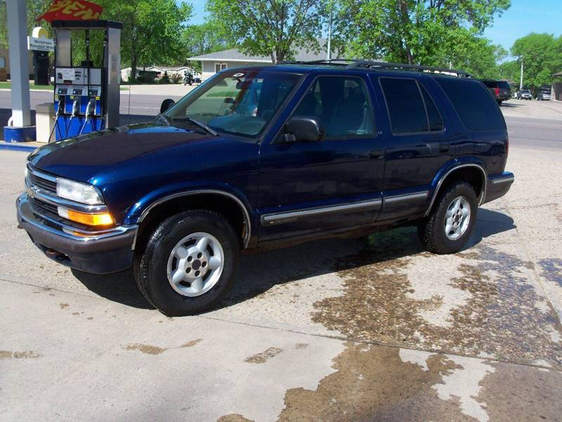 1999 Chevrolet Blazer for sale at Value Motors in Watertown SD