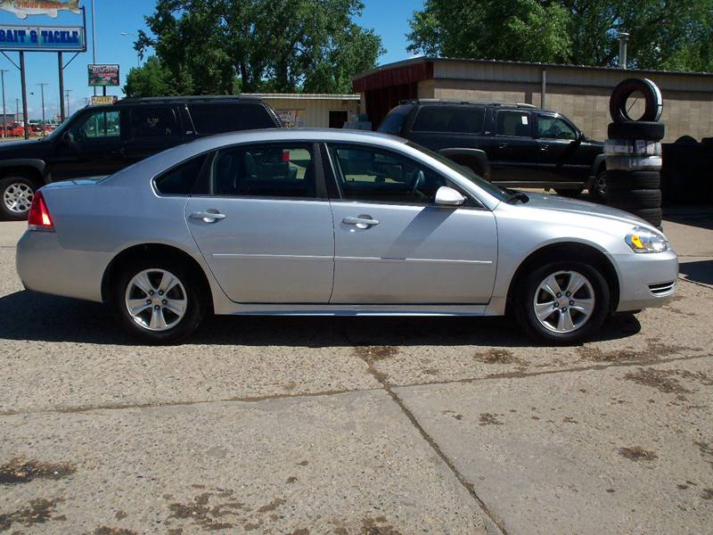 2012 Chevrolet Impala for sale at Value Motors in Watertown SD