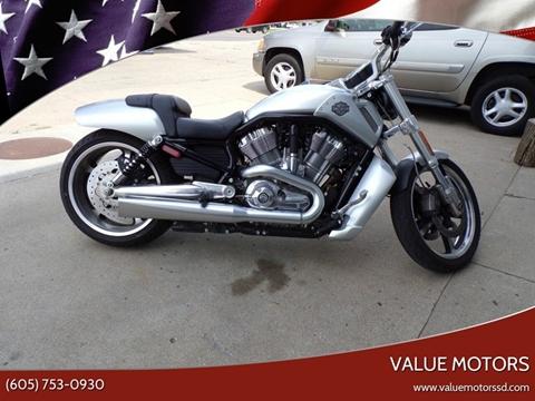 2009 Harley-Davidson V-Rod for sale in Watertown, SD