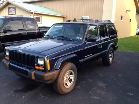 2000 Jeep Cherokee for sale in Ontario, NY
