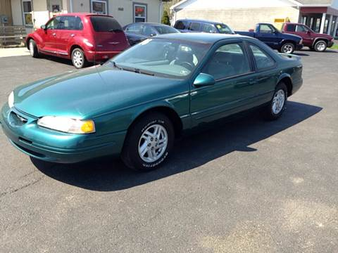 1996 Ford Thunderbird For Sale In Ontario Ny