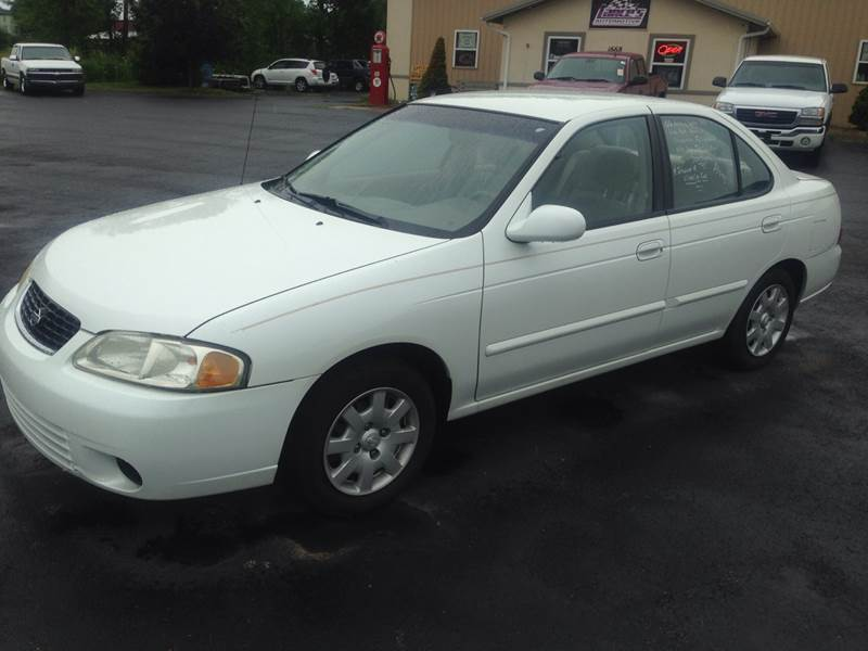 2000 Nissan Sentra For Sale At Lanceu0027s Automotive In Ontario NY