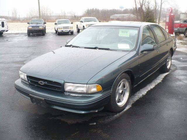 1995 Chevrolet Impala for sale at Lance's Automotive in Ontario NY