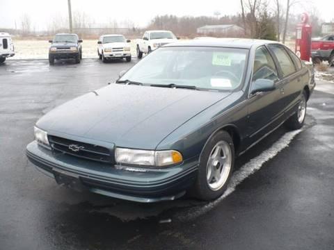 1995 Chevrolet Impala for sale in Ontario, NY